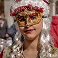 Venice Mask 37 2017 by Wolfgang Stocker