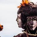 Venice Mask 38 2017 by Wolfgang Stocker