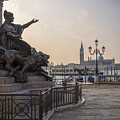 Venice - Monumento Nazionale A Vittorio Emanuele  by Eden Breitz