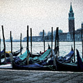 Venice Morning by Janine Moore