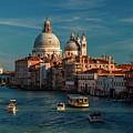 Venice Morning Traffic by Andrew Soundarajan