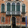 Venice Old Palace by Julian Perry