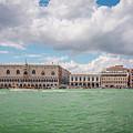 Venice Panorama by Anastacia Petropavlovskaja