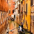 Venice Passage by Mick Burkey