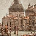 Venice, Italy - Santa Maria Della Salute by Mark Forte