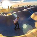 Venice Skate Park by Devin Digital