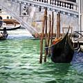 Venice Street by Shirley Braithwaite Hunt