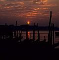 Venice Sunrise by Michael Henderson