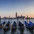 Venice - Sunset by Eden Breitz