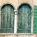 Venice Window Flower Pot by Lauri Novak