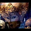 Venician Masks by Charles Stuart