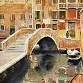 Venizia by Madeleine Holzberg