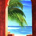 Ventana Al Paraiso by Maribel Garzon