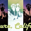 Ventura, California by Mary Ellen Frazee