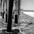 Ventura Pier Bxw by Kevin Eckert Smith