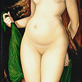 Venus And Amor1524 by Hans Baldung Grien