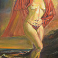 Venus From The Sea by Raija Merila