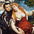 Venus, Mars & Cupid by Granger