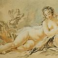 Venus Resting by Louis Marin Bonnet