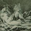 Venus Sleeping by Louis Marin Bonnet