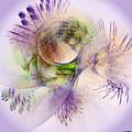 Venusian Microcosm by Casey Kotas