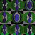 Verdant Pattern by Norma Appleton
