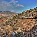 Verde Canyon Rr by Douglas Settle