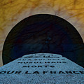 Verdun, France - Muslim Memorial Marker by Mark Forte