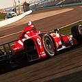Verizon Indycar Series - 3 by Andrea Mazzocchetti