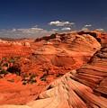 Vermilion Cliffs Rugged Landscape by Adam Jewell
