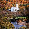 Vermont Autumn by Scott Kemper