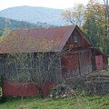 Vermont Barn by Paul Galante