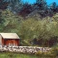 Vermont Farm by Mimi Schlichter