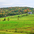 Vermont Farmland by Luke Moore