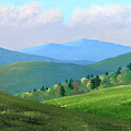 Vermont Pastures by Frank Wilson
