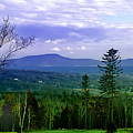 Vermont Skies by Bill Cannon