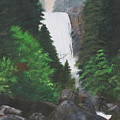 Vernal Falls by Travis Day