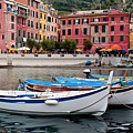 Vernazza Fishing Boats by Frozen in Time Fine Art Photography