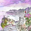 Vernazza In Italy 03 by Miki De Goodaboom