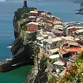 Vernazza Italy by DW Singleton