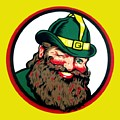 Vernors Ginger Ale - The Vernors Gnome by John Madison