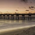 Vero Beach Sunrise by Fran Gallogly