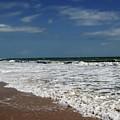 Vero Beach Surf by D Hackett