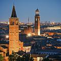Verona At Night by Alexander Voss