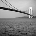 Verrazano Bridge 1 by Tony Cordoza