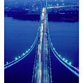 Verrazano Bridge, Ny by Vito Palmisano