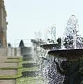 Versailles Fountains by Christine Jepsen