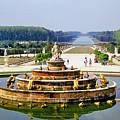 Versailles Garden by Buddy Mays