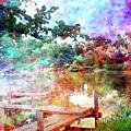 Version 2 Lost Watercolor Zig Zag Bridge 2703 Lw_2.jpg by Steven Ward