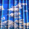 Vertical Sky by Paul Wear